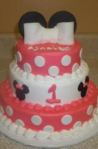Tiered Birthday
